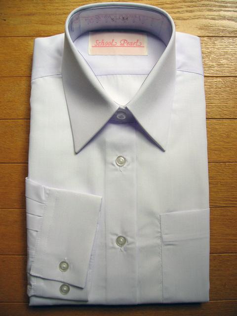女子長袖Yシャツ/#5044