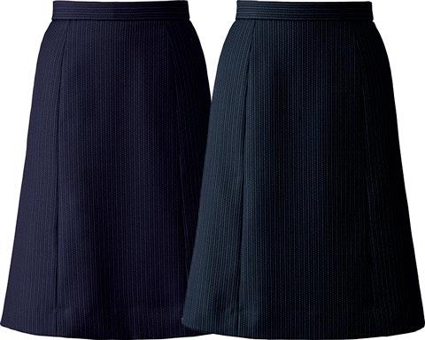 ボンオフィス/Aラインスカート