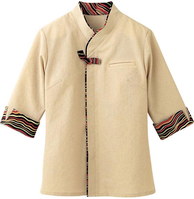 ボンユニ/レディース和風シャツ