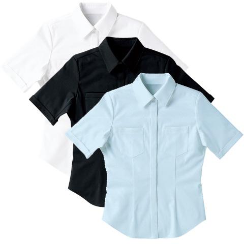 カウンタービズ/ツインポケットシャツ(半袖)