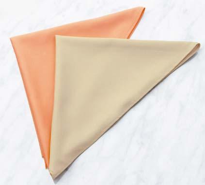 ボンユニ/アクセサリー/三角チーフ