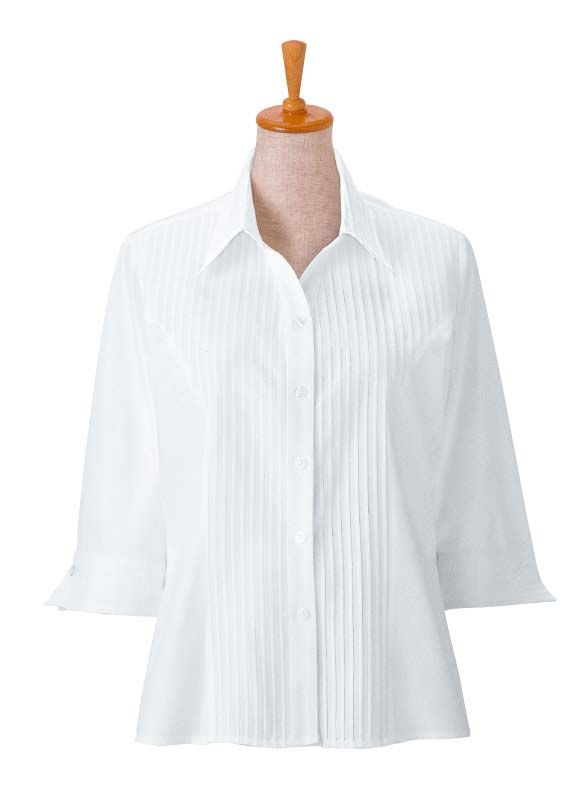 ボンユニ/レディスシャツ