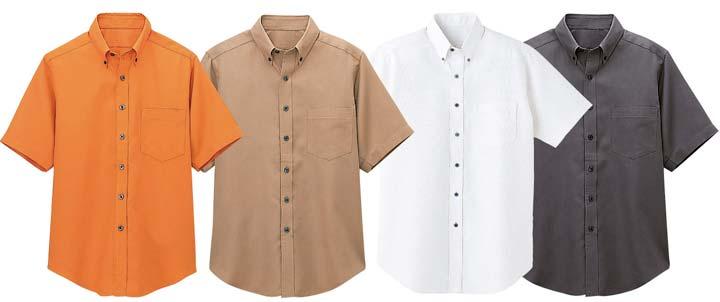 ボンユニ/ボタンダウンシャツ