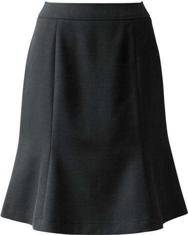 ボンユニ/セミフレアスカート