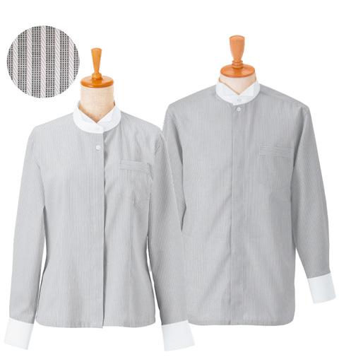 ボンユニ/ウイングカラーシャツ[男]