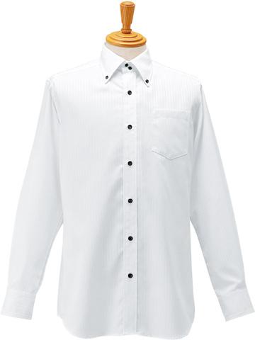 ボンユニ/メンズボタンダウンシャツ(長袖)