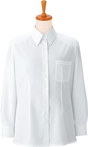 ボンユニ/レディースシャツ(長袖)