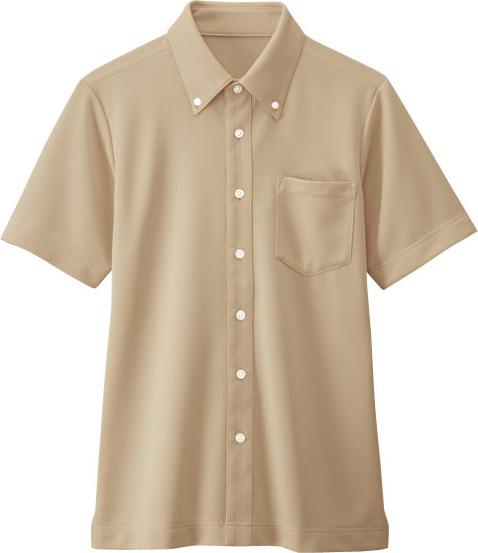 B2/ボタンダウンシャツ[男女兼用]
