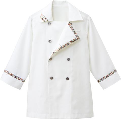 ボンユニ/レディースデザインシャツ(七分袖)