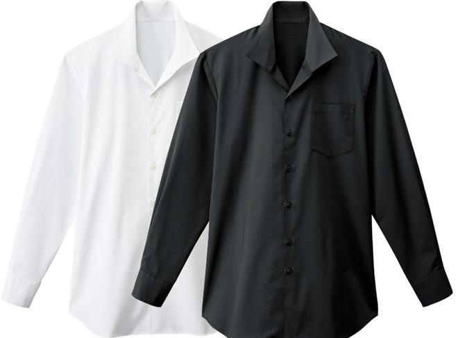 B2/イタリアンカラーシャツ[男]