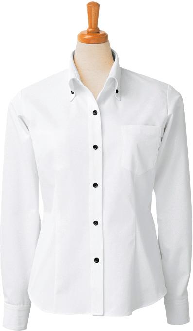 B2/ボタンダウンシャツ[女]