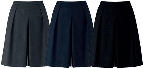 ボン/キュロットスカート