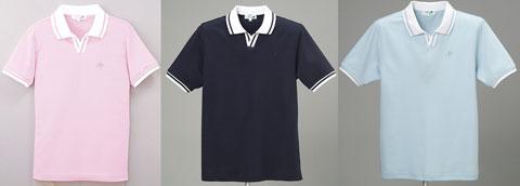 クロワッサンライフ[レディースポロシャツ