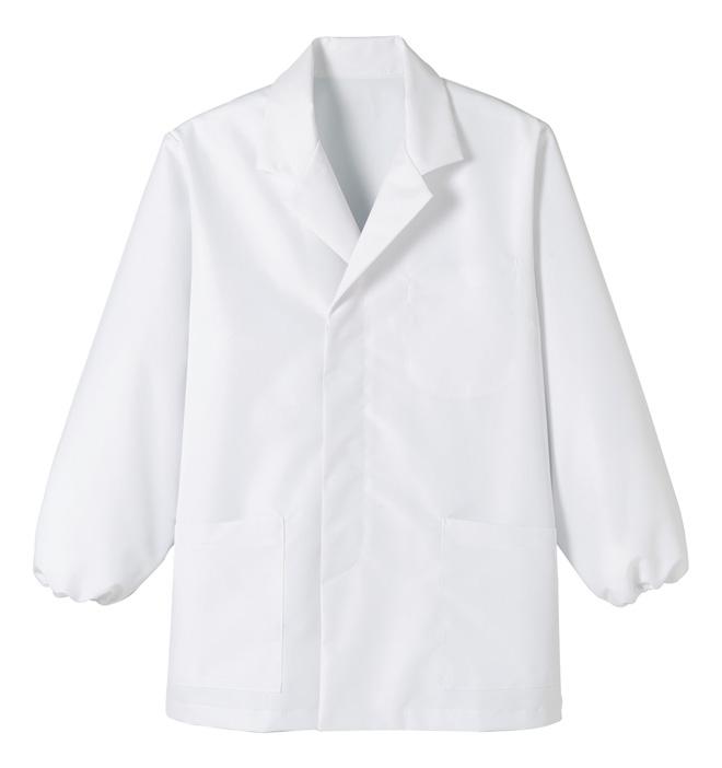 フェイスミックス/メンズ衿付き和コート(長袖)