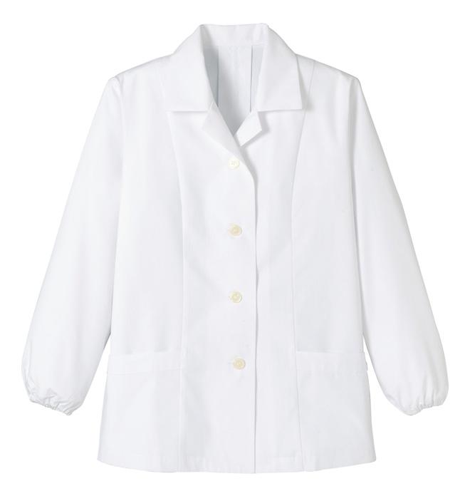 フェイスミックス/レディス衿付き和コート(長袖)