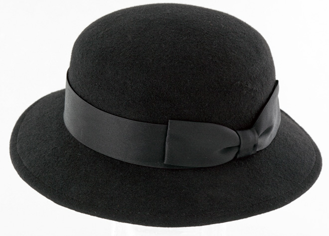 アンジョア/アクセサリー/帽子/ブラック