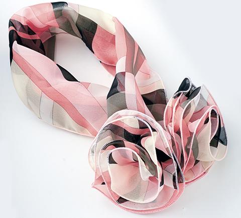 アンジョア/アクセサリー/スカーフ