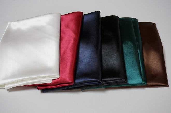 シルック三角スカーフ