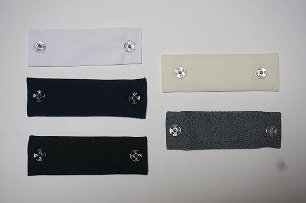 SP専用ネクタイ通し/刺繍無
