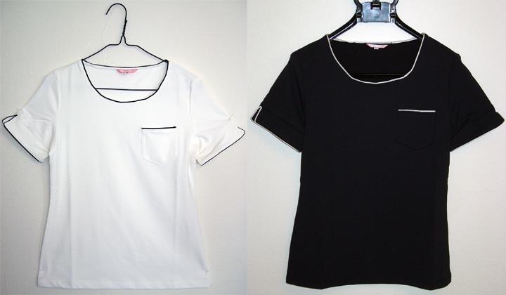 モードルイーズ(返品不可)/ラウンドTシャツ