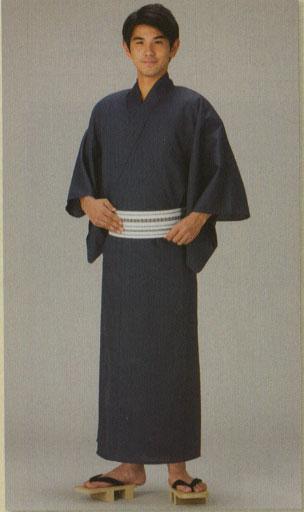 夏用寺用着物